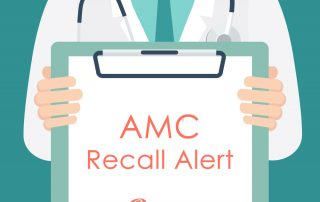 latest amc recalls