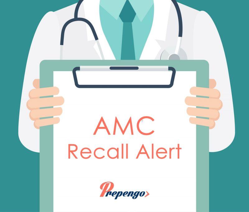 latest amc recalls