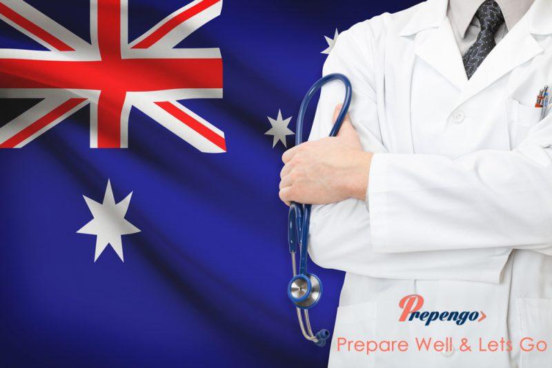 medical career in Australia